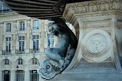 Angelot (H..L) Tags: statue pierre ange bordeaux bourse fontaine grce angelot