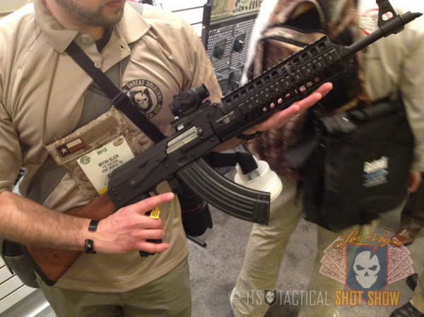 SHOT Show 2012 Day 2 Live Coverage 012