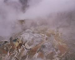 Hakone Sulphur Springs- Japland (J-diggity-dogg) Tags: 120 film mediumformat photography rangefinder mamiya7 joshdouglas joshdouglasphotography ihateeggs sulphurspringboiledeggs touristsaremarks