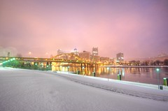 Pittsburgh during a snow storm HDR (Dave DiCello) Tags: winter snow photography nikon pittsburgh blizzard hdr highdynamicrange incline threerivers burgh pittsburghskyline duquesneincline steelcity yinzer pittsburghbridges cityofbridges theburgh pittsburgher colorefex d700 ononesoftware nikond700 thecityofbridges pittsburghphotography pittsburghcityofbridges steelscapes perfecteffects picturesofpittsburgh cityofbridgesphotography