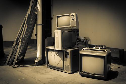 old tv stuff