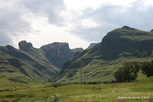 Rolling Velvet Mountains