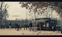 Paul (@aaron_tucker) Tags: paris tower canon paul photography 50mm cafe aaron eiffel 18 tucker cinematic 550d