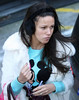 Michelle Keegan at the ITV studios London, England