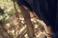 من هنوز خواب مي بينم - I See Still Dream ... (San Panteno) Tags: portrait girl see dream نگاه دختر d90 پرتره رویا