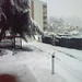 Exceptional snowfall in Frosinone
