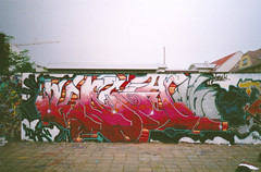 COKA 1996 (KACAO77 UNIVERSES) Tags: berlin wall writing graffiti 1996 style spray writer potsdam wallpainting mib 90s spraycan 96 coka koka koca madeinberlin mibcrew