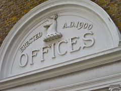 Offices, London UK (Robby Virus) Tags: uk greatbritain england london unitedkingdom britain centre donkey 1900 conference offices britannia erected ucu