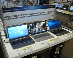 Ultrabooks in Stories