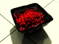 rouge (phouzhan) Tags: heaven pomegranate  tasteofheaven