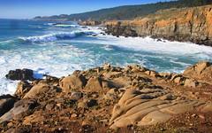 Stump beach cove, Salt Point State Park, California (Damon Tighe) Tags: california park ca beach point coast state cove salt stump northern