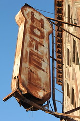 Hotel Sign (joseph a) Tags: newyorkcity newyork sign hotel manhattan westvillage westsidehighway greenwichvillage hotelsign kellerhotel