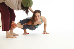 _MG_9283 (Steven Coutts) Tags: yoga flash whitebackground behindthescenes