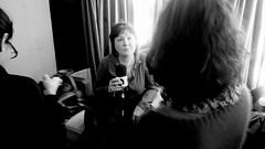 Entrevistando a la cantaora Carmen Linares (Casa de Amrica) Tags: madrid msica flamenco casadeamrica carmenlinares casamrica