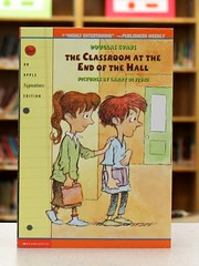 The Classroom at the End of the Hall (Vernon Barford School Library) Tags: new school fiction reading book hall evans high classroom library libraries doug reads books read paperback cover larry di junior end novel covers bookcover schools fiori middle douglas behavior vernon recent bookcovers paperbacks behaviors supernatural novels fictional behaviour barford softcover behaviours vernonbarford softcovers