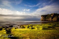 Balangan beach (Lucy Burtin) Tags: sunset sky bali cloud seascape landscape outdoor