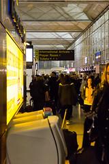 Stensted Airport (hinac(Ui-Han,Tan)) Tags: london unitedkingdom aviation transportation      egss greatbritainarchitecture stenstedairport