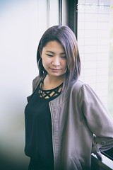 Portrait: Rosa (Kyoka Suigetsu ()) Tags: portrait people beautiful beauty fashion japan japanese gente retrato fujifilm japonesa belleza beppu japanesewoman xt10 fujifilmphotography fujistas