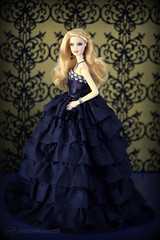 rosalie's new dress (photos4dreams) Tags: family toy eclipse twilight doll vampire ooak barbie collection elegant collector rosalie puppe vampyr cullen vampir pppchen redeyed photos4dreams photos4dreamz p4d barbiecollectors