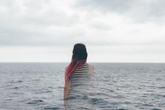 Fade (tamaralvarez) Tags: sea photoshop canon grey fade disappear desapareder