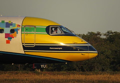 Embraer ERJ-195 PR-AYU Senna Sempre (Aeroporto de Montes Claros / Montes Claros Airport) Tags: linhas azul sempre senna embraer erj195 prayu aeroportodemontesclaros areasazulayrton
