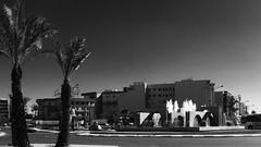 Marrakech (yaelgasnier) Tags: travel blackandwhite square noiretblanc colorfull morocco squareformat maroc marrakech marruecos bnw marokko blackandwhitephotography  wonderfulplaces   shotaward vsco beautifuldestinations iphoneography instagramapp instamorocco igworldclub iphone6plus marocphotonet