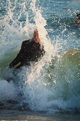 Bruce (EthnoScape) Tags: bruce bruceparker trenchcoat oceanside california cityofoceanside lifeguard lifeguards oceansidelifeguard oceansidelifeguards training trainer assistance drown drowning surf surfer surfboard lifesaver lifesavers rescue rescuer rescuetube rookie swim swimming swimmer swimmers athlete athletic health fitness youth boardshorts bikini wetsuit neoprene lycra rubber fiberglass polyurethane danger riptide ripcurrent red yellow baywatch fins swimfins tower lifeguardtower beach shore ocean water safety tourist touristseason memorialday summer ethnoscape ethnoscapeimagery outdoor
