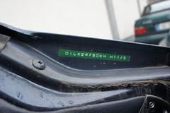 Maintenance detail... (Pim Stouten) Tags: auto car restore vehicle jag restoration xjs jaguar macchina coup restauratie wagen pkw vhicule