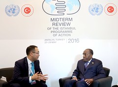 The Istanbul Programme of Action for the Least Developed Countries (Anadolu Agency 2016) Tags: turkey adult meeting un antalya unitednations summit conference ldp istanbulprogrammeofactionfortheleastdevelopedcountries
