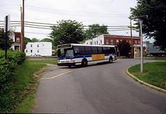 Baltimore Flx Metro 7036     Adam Paul pics (remie4494) Tags: bus buses publictransportation detroitdiesel baltimoremta americanbuses americantransportation baltimoremasstransitadministration
