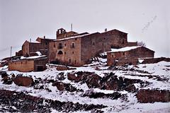 Pinós December 2001 (Cal Centelles) Tags: 2001 village small pueblo catalonia catalunya pinos solsones poble pinós solsonès