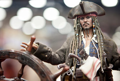 Jack Sparrow DX Collectible Figure by HOT TOYS (thedot_ru) Tags: movie geotagged jack san comic sandiego deluxe pirates diego stranger sparrow figure canon5d caribbean 16 johnnydepp figurine comiccon con tides piratesofthecaribbean masterpiece waltdisney sdcc jacksparrow 2011 hottoys moviemasterpiece dx06 onstrangertides piratesofthecaribbeanonstrangertides sdcc2011 comiccon2011