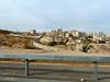 Grenzmauer zur Westbank bei Jericho