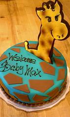 Baby Max Cake