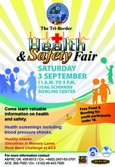 Health & Safety Fair (Grafixsalsero) Tags: