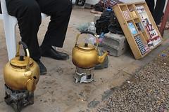 Tunisia (Tom Szustek) Tags: street photography photographie tea tunisia teapot vendor cigarettes tunisie arabspring