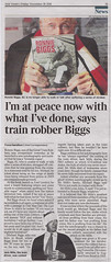 The Times (Ronnie Biggs The Album) Tags: ronnie biggs greattrainrobbery oddmanout ronniebiggs ronaldbiggs