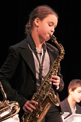 concert with jazz ensembel (woodleywonderworks) Tags: music proud concert education performance teacher practice pressure popular confidence accuracy img1579