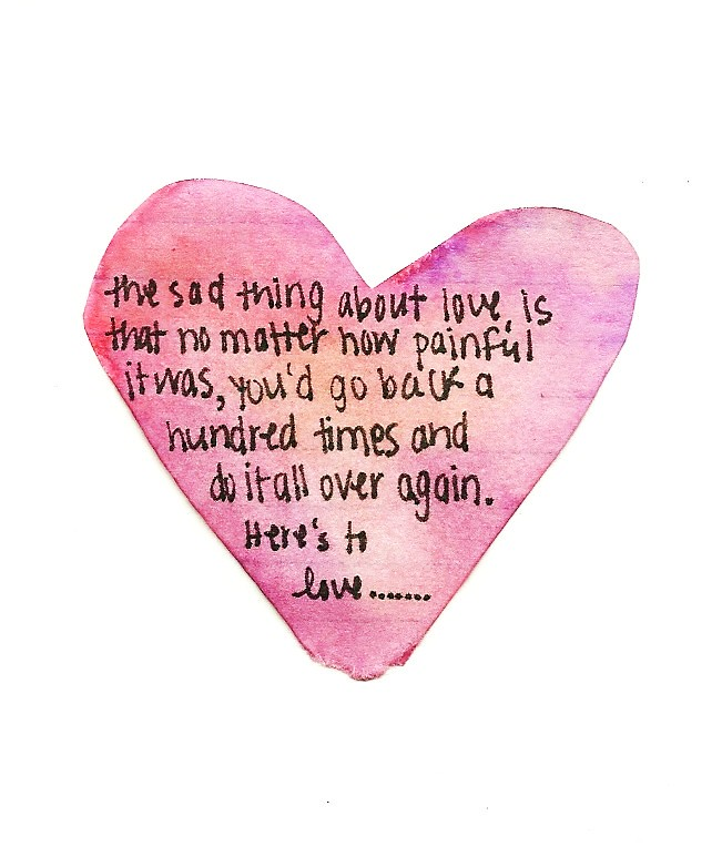 the best thing about love