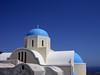 Santorini Blue and White [Explored 12-13-11! Thank-you!] (trishhartmann) Tags: mediterranean santorini greece 236 explored i500