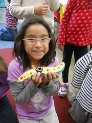 DSCN2820 (HMJDS Lions) Tags: art kindergarten hanukkah hanukkiah