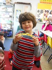 DSCN2822 (HMJDS Lions) Tags: art kindergarten hanukkah hanukkiah