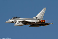 Italian Air Force Eurofighter Typhoon (xnir) Tags: italian force aviation air eurofighter typhoon nir  benyosef xnir  f2000a photoxnirgmailcom