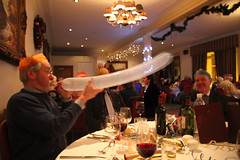 Forest Hills Dinner balloon 01 (tighmory) Tags: locals events seniors 2011 kinlochard