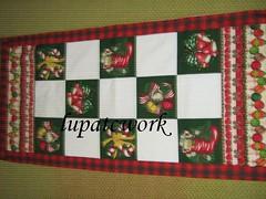 Trilho de natal (luartesanato) Tags: natal patchwork trilho