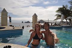 Cabo San Lucas-Riu Palace (vegasstek) Tags: ocean beach pool up bar swim mexico cabo san palace lucas bikini cabosanlucas swimupbar riu riupalacecabo cabosanlucasriupalace