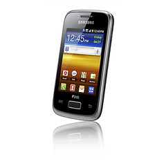 Samsung GALAXY Y DUOS Product Image (4)