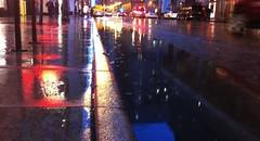 (theres no way home) Tags: chicago downtown rainy clarkandlake clarkstreet streetreflection streetreflections theresnowayhome