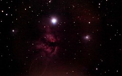 Flame Nebula (NGC2024) / Horsehead Nebula (IC434) (mike.palic) Tags: