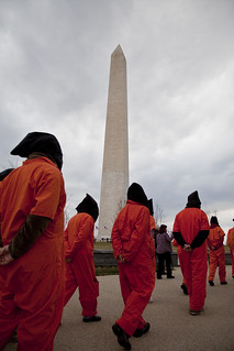 Witness Against Torture: Approaching the Washington Monument